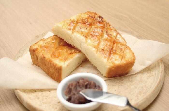 味噌バタートースト